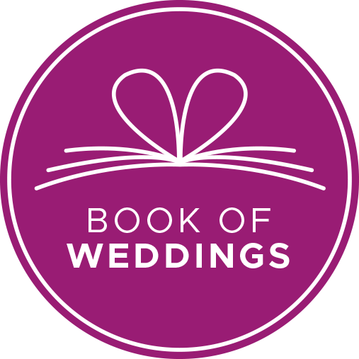 Book of Weddings Logo